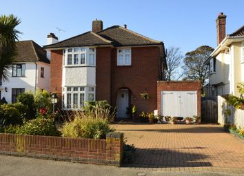 Thumbnail 4 bed detached house for sale in Lansdowne Road, Old Felixstowe, Felixstowe