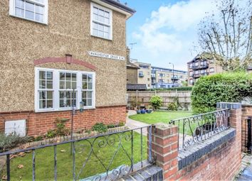Thumbnail 2 bed end terrace house for sale in Manchester Grove, London