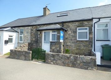 Thumbnail 2 bed terraced house for sale in Mount Pleasant, Llithfaen, Pwllheli, Gwynedd