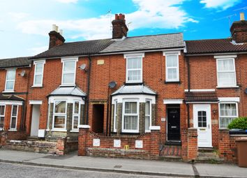 Thumbnail 2 bed terraced house for sale in Surbiton Road, Ipswich