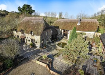 Thumbnail 6 bed barn conversion for sale in Combe, Malborough, Kingsbridge, Devon