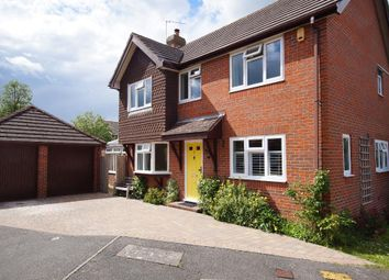 Thumbnail 3 bed detached house for sale in Godstalls Lane, Steyning, West Sussex