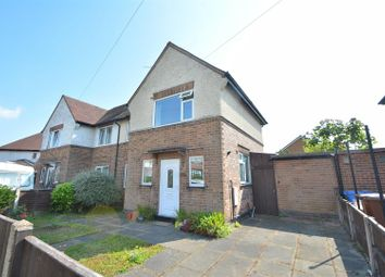 Thumbnail 3 bed semi-detached house for sale in Portland Road, Long Eaton, Nottingham