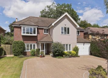 Thumbnail 5 bed detached house to rent in The Heronry, Walton-On-Thames