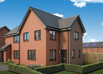 "Thumbnail 3 bedroom property for sale in ""The Fyvie At The Orchard "" at Panmure Street, Glasgow"