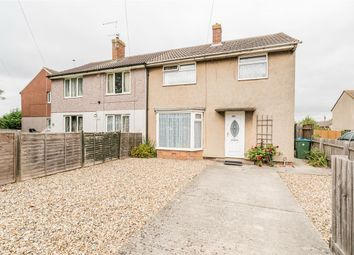 Thumbnail 3 bed semi-detached house for sale in Meadowcroft, Aylesbury