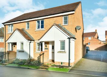 Thumbnail 3 bed semi-detached house to rent in Dakota Drive, Calne