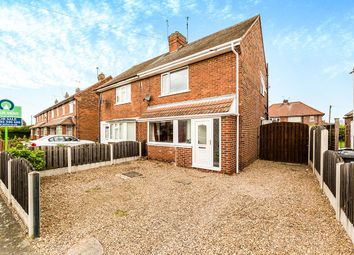 Thumbnail 2 bed semi-detached house for sale in Abercorn Road, Intake, Doncaster