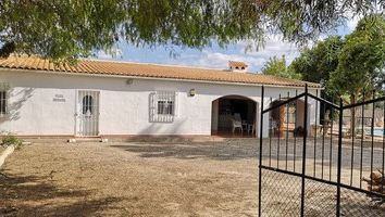 Thumbnail 2 bed country house for sale in 30850 Totana, Murcia, Spain