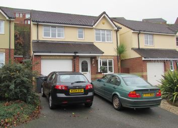 Thumbnail 4 bed detached house to rent in Trelissick Close, Paignton