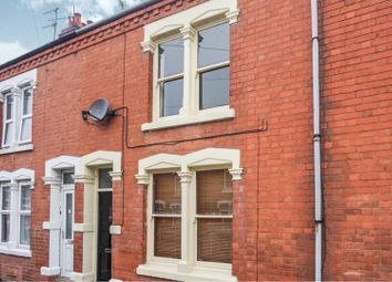 Thumbnail 2 bed terraced house for sale in Stanhope Road, Northampton