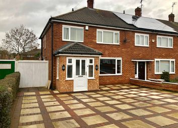 4 bed end terrace house for sale in Ferndale Road, Thurmaston, Leicester LE4