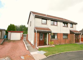 Thumbnail 3 bed semi-detached house for sale in Castle View, Newmains