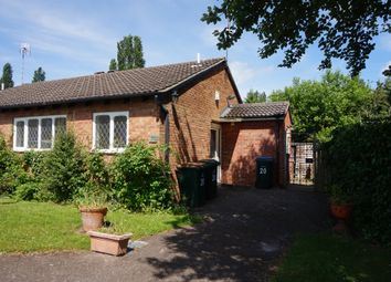Thumbnail 1 bed semi-detached bungalow for sale in Fordwell Close, Chapelfields, Coventry
