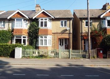 Thumbnail 3 bed terraced house for sale in Chichester, West Sussex, Uk
