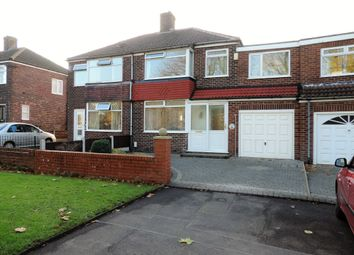 Thumbnail 4 bed semi-detached house for sale in 126 Foxdenton Lane, Chadderton