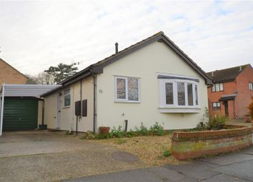 Thumbnail 2 bed detached bungalow for sale in Chinook, Highwoods, Colchester