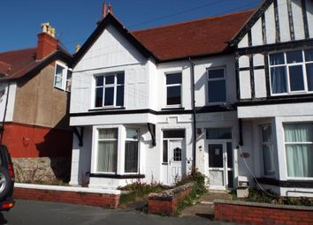 Thumbnail 2 bed flat for sale in Maelgwyn Road, Llandudno, Conwy