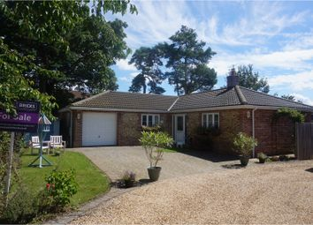 Thumbnail 4 bedroom detached bungalow for sale in Holm Oak Gardens, Swaffham