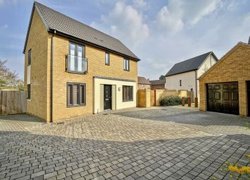Thumbnail 3 bedroom detached house for sale in Dandby Close, Little Paxton, St. Neots