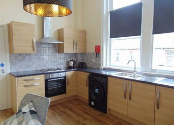 1 bed flat to rent in The Duke Of York Apartments, 129 Colne Road, Burnley, Lancashire BB10