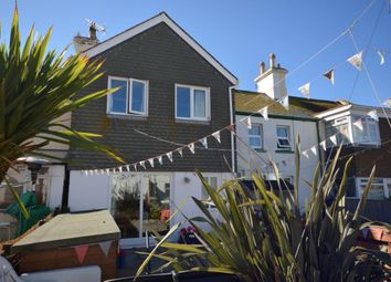 Thumbnail 3 bed terraced house for sale in Marine Terrace, Teignmouth, Devon