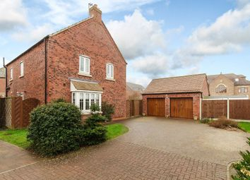Thumbnail 4 bed detached house for sale in The Granary, Scotter, Lincolnshire