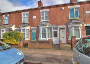 Thumbnail 2 bedroom terraced house for sale in Duxbury Road, Leicester