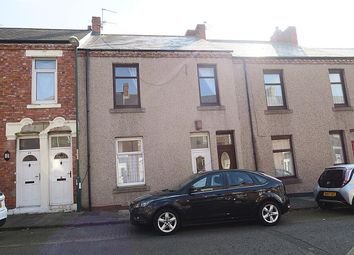 Thumbnail 3 bed flat for sale in East Moffett Street, South Shields
