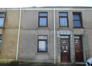 Thumbnail 3 bed terraced house for sale in Pen Y Fon Street, Llanelli