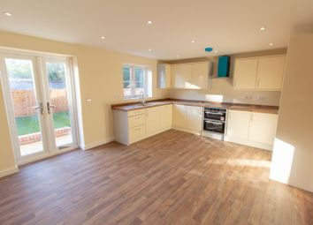 Thumbnail 4 bedroom detached house for sale in Smeeth Road, Marshland St. James, Wisbech