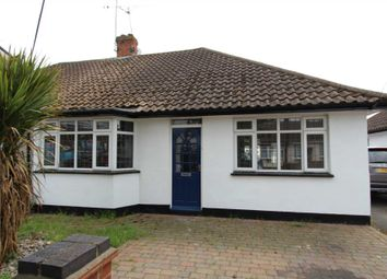 Thumbnail 2 bed semi-detached house to rent in Feeches Road, Southend-On-Sea