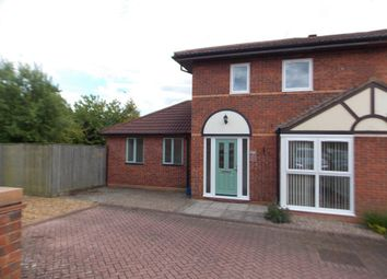 Thumbnail 4 bed property to rent in Fury Court, Crownhill, Milton Keynes