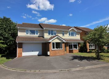 Thumbnail 5 bed detached house for sale in Cabot Close, Yate