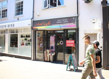 Retail premises for sale in Church Gate, Loughborough, Leicestershire LE11