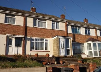 Thumbnail 3 bed terraced house for sale in Brompton Close, Kingswood, Bristol