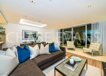 Thumbnail 3 bedroom flat for sale in Goodman's Fields, Satin House, Aldgate