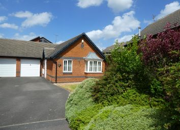 Thumbnail 2 bed detached bungalow for sale in Palissy Close, Swadlincote