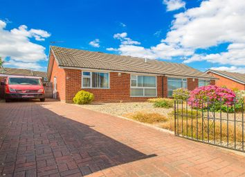 Thumbnail 2 bed semi-detached bungalow for sale in Cogan Crescent, Rothwell