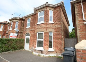 Thumbnail 5 bed semi-detached house to rent in Cardigan Road, Winton, Bournemouth