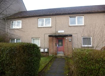 Thumbnail 1 bed flat for sale in Springfield Drive, Barrhead, Glasgow