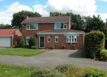 4 bed detached house for sale in Pemberton Close, Willaston, Neston, Cheshire CH64