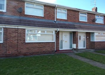 Thumbnail 3 bed terraced house for sale in Elsdon Close, Blyth
