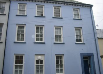 Thumbnail Flat to rent in 10 Goat Street, Flat 1, Haverfordwest.