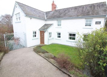 Thumbnail 3 bed detached house for sale in Llanvapley, Abergavenny