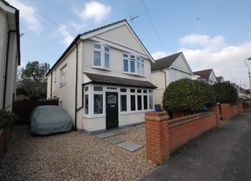 Thumbnail 4 bed detached house for sale in Manor Road, Farnborough, Hampshire