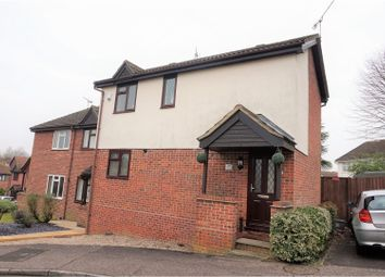 Thumbnail 2 bed semi-detached house for sale in Brandon Close, Billericay