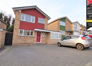 Thumbnail 5 bed detached house for sale in Causton Way, Rayleigh