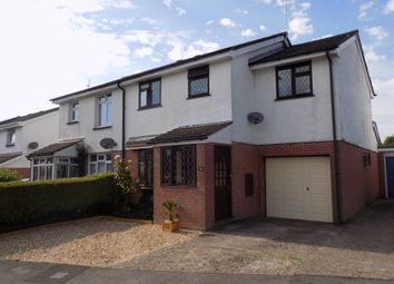 Thumbnail 4 bed semi-detached house for sale in The Mount, Ringwood