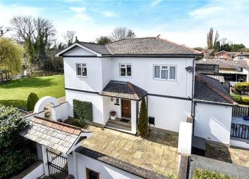 Thumbnail 5 bed detached house for sale in Colne Way, Staines-Upon-Thames, Surrey